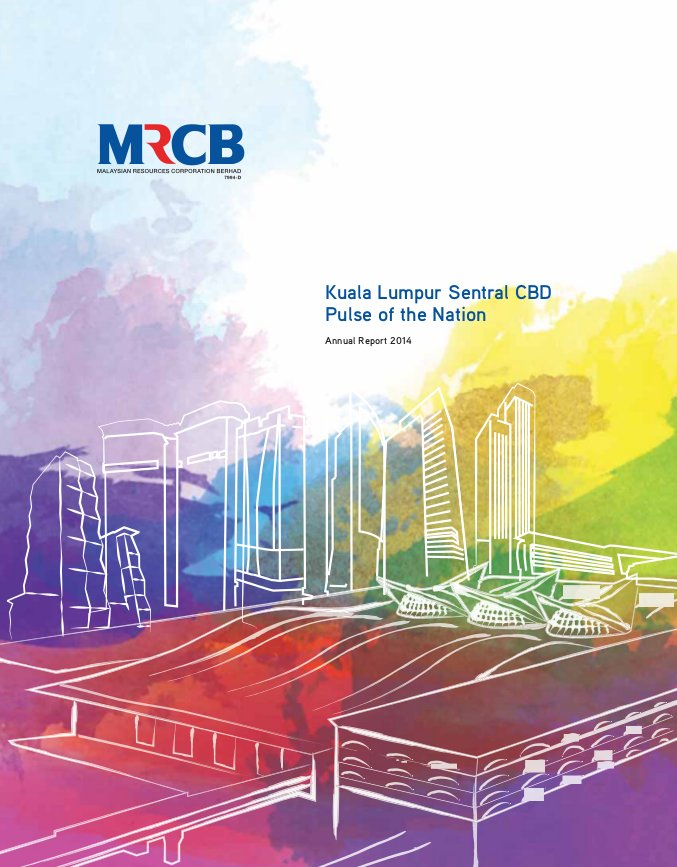 Annual Reports  Accounts  Malaysian Resources Corporation Berhad