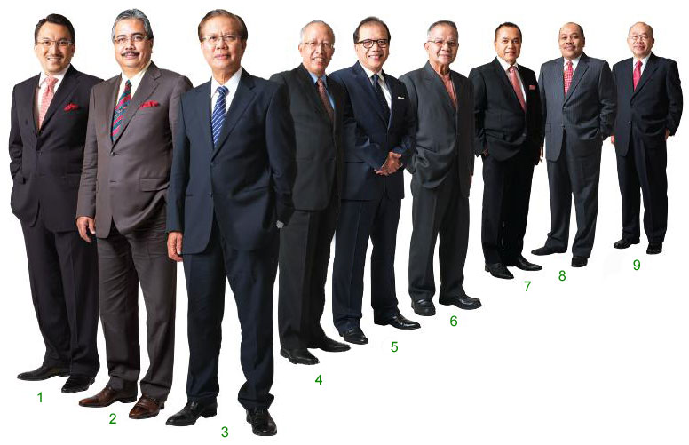 board of directors sime darby The true story of sime darby--dr chan chin cheung poor datuk seri ahmad zubir murshid, i sympathise with his present predicament.